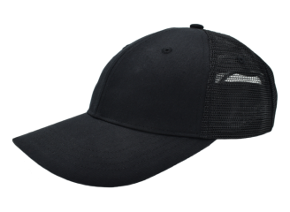 Surflex Trucker Bump Cap - Black