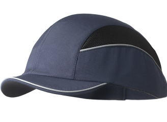 Surflex Short Peak Bump Cap - Navy