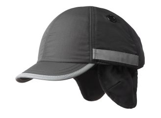 Surflex Winter Bump Cap - Black