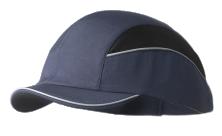 Surflex Short Peak Bump Cap - Navy