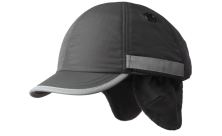 Surflex Winter Bump Cap - Black